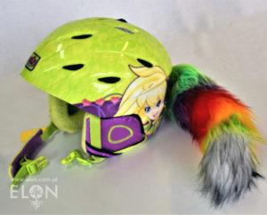 Dodatek dla narciarzy - Ogon