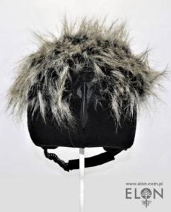 Czapka na kask narciarski - Wrona