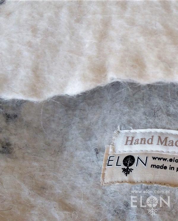 Czapka do sauny Hand Made - Pajączek